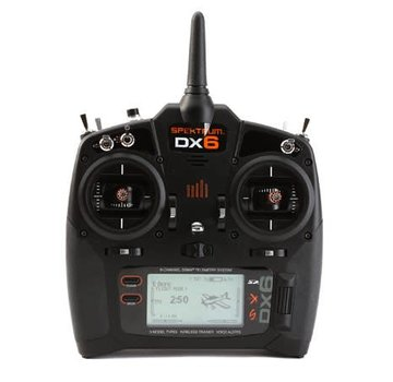 Spektrum Spektrum DX6 Transmitter Only Mode 2 SPMR6750