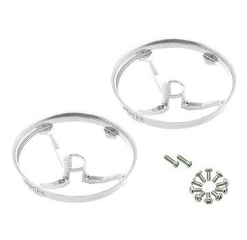 Rakon CNC AL Propeller Guards (Silver) - Blade Inductrix