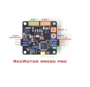 Redrotor RC Redrotor RC RROSD PRO MINI PDB