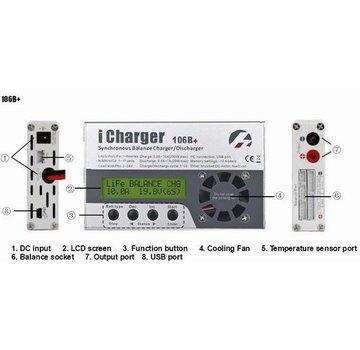iCharger iCharger 106B+
