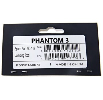 DJIParts DJI Damping Rod for Phantom 3 (Part 117)