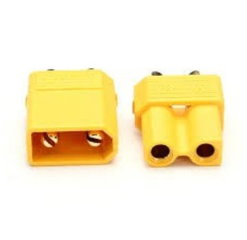 ExcelRC Tarot XT30 Anti-slip Power Connector Plug Female/Male 1-Pair TL2918