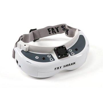 Fat Shark Fatshark Dominator HD V2 Headset w/Fan Equipped Faceplate