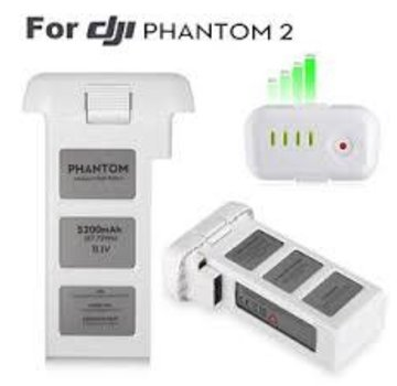 ExcelRC Battery 1 to 3 Parallel board for DJI Phantom 2 V+