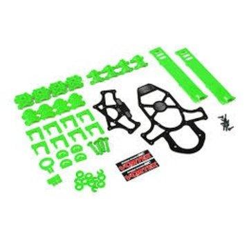immersionRC Vortex 285 Crash Kit (Lime Green)