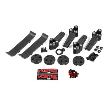 immersionRC Vortex 250 PIMP KIT (Black)
