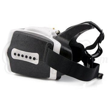 Skyzone SKYZONE SJ - V01 5.8G 40CH 7 inch 1280 x 800 FPV Goggle Headset Video Glass with HDMI Input