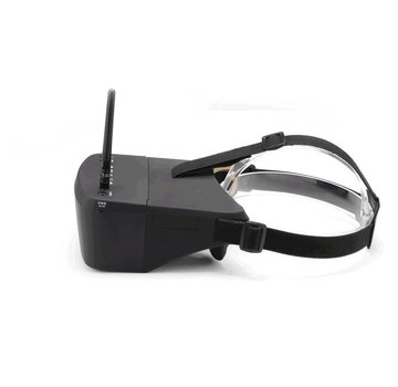 Eachine Eachine EV800 5 Inches 800x480 FPV Goggles 5.8G 40CH Raceband Auto-Searching Build In Battery