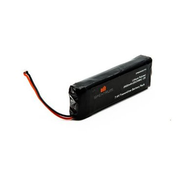 Spektrum 2600 mAh LiPo Transmitter Battery: DX18