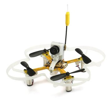 Eachine Eachine X73 Micro FPV Racing Quadcopter BNF Based Naze32 Flight Controller With Frsky X9D Receiver