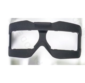 Skyzone Skyzone 02 Faceplate (dedicated eye shade) Black