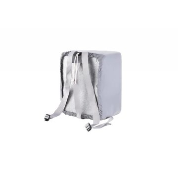 DJI Phantom 4 Part 58 Wrap Pack (silver)