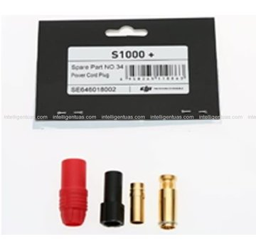 DJI S1000 part 34 Premium Power Cord Plug