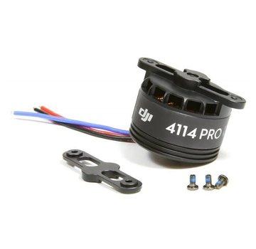 DJI S1000 part 54 Premium 4114 Motor with black Prop cover