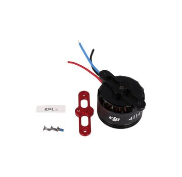 DJI S1000 part 55 Premium 4114 Motor with red Prop cover