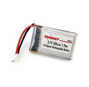Tenergy Tenergy 3.7V 500mAh LiPO Battery for Syma X5 & X5C 2.4G 4CH RC Quad Copters