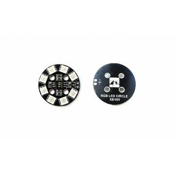 Matek Matek Circle LED X8 16V RGB RGBX8-16