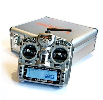 Frsky FrSky X9DP Transmitter Radio with Hard Case