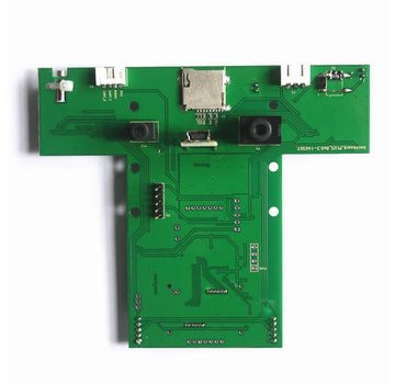 Frsky FrSky X9D Plus - Back Board with Internal RF Board