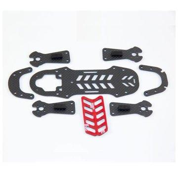 immersionRC Vortex 150 Mini Crash Kit #2 Carbon Fiber Parts