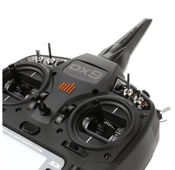 Spektrum Spektrum DX9 Black Transmitter Only MD2 SPMR9910
