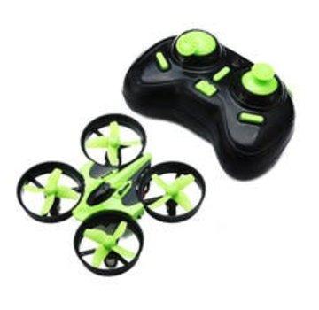 Eachine Eachine E010 Mini 2.4G 4CH 6 Axis Headless Mode RC Quadcopter RTF Green