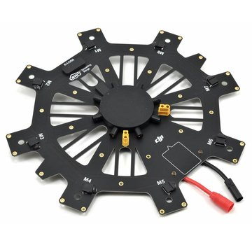 DJI S900 Part 14 Center Frame Bottom Board