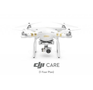 DJI DJI Care 1 Year for Phantom 3 4K