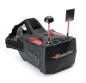 Eachine Eachine Goggles Two 5 Inches 5.8G Diversity 40CH Raceband HD 1080p HDMI FPV Goggles Video Glasses