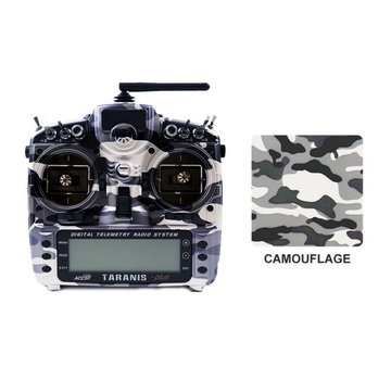 Frsky Frsky Special Edition X9DP With M9 Gimbals Colorized-Camouflage