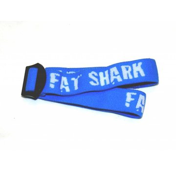Fat Shark Fatshark Replacement Goggles Head Strap Dominator Blue
