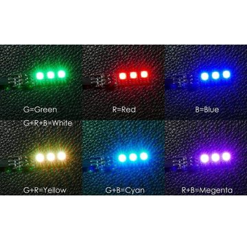 Matek Matek RGB LED BOARD 5050 5V RGB5050-5