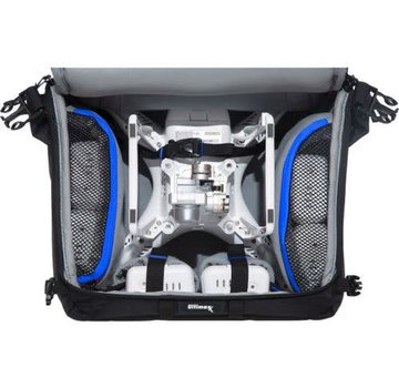 ExcelRC Backpack Bag Carrying Shoulder Case For ALL DJI Phantom 4 & Phantom 3 Models