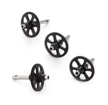 Helimax Helimax 230Si Quadcopter Spur Gears with Shafts