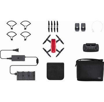 DJI Spark Flymore Package Lava Red