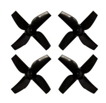 Blade Inductrix Prop Set (4) Black BLH8520