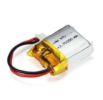 Eachine Eachine E012 RC Quadcopter Spare Parts 3.7V 200mAh Battery