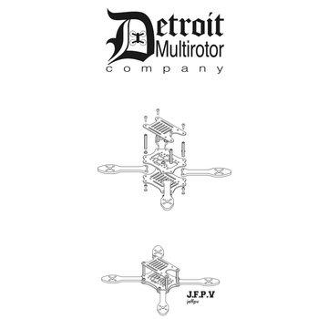 Detroit Multirotor DETROIT MULTIROTOR J.F.P.V jeffpv