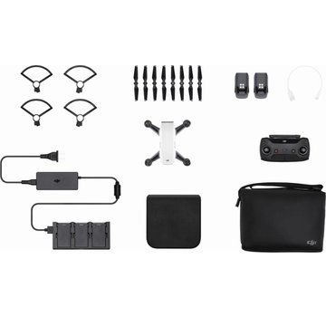 DJI Spark Flymore Package Alpine White