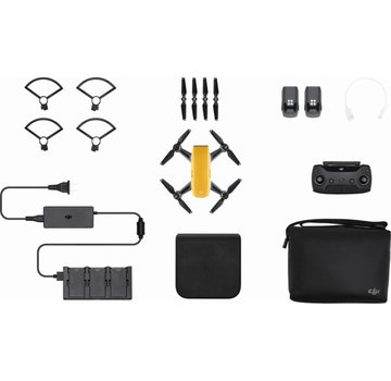 DJI Spark Flymore Package Sunrise Yellow