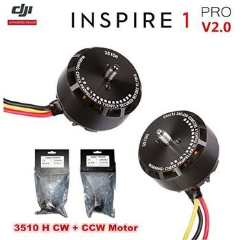 DJIParts Inspire 1 Pro and V2.0 motor (M1M3) 3510H