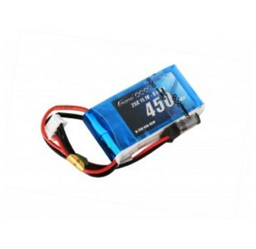 Gens Ace Gens ace 450mAh 11.1V 25C 3S1P Lipo Battery Pack with JST-SYP plug