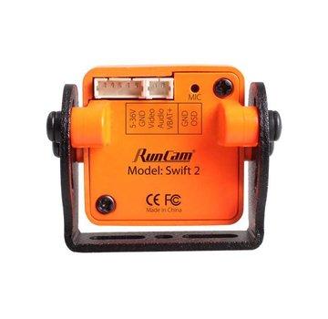 RunCam Runcam Swift2 FPV Camera (2.3mm Lens) (Orange)