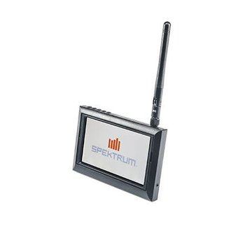 "Spektrum Spektrum 4.3"" FPV Video Monitor with DVR"