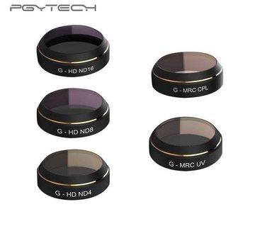 PGYTECH PGYTECH G-UV ND4 8 16 CPL lens filter 5pcs set for DJI MAVIC