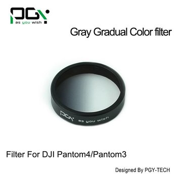 PGYTECH PGYTECH Pantom4pro Filter lens (gradual color Gray)