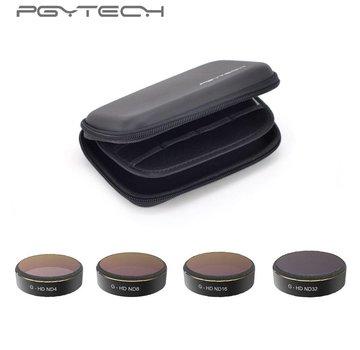 PGYTECH PGYTECH PHANTOM4 PRO(ND4/ND8/ND16/ND32+bag) 4-PACK