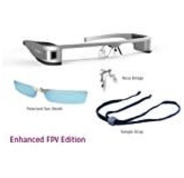 Epson Epson Moverio BT-300FPV Smart Glasses (FPV/Drone Edition)