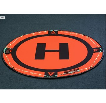 Hoodman Hoodman 5 Ft Drone Launch Pad Light Kit - H5LTKIT