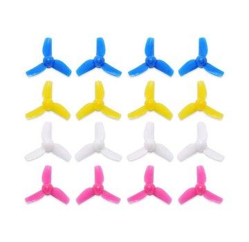 BetaFPV Betafpv 31mm 3-blade Micro Whoop Propellers (1 Sets)-Pink